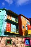 La Boca, Buenos aires Royalty-vrije Stock Foto's