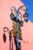 La Boca in Buenos Aires. Colorful district La Boca in Buenos Aires stock photography