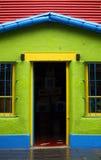 La Boca in Buenos Aires. Colorful district La Boca in Buenos Aires royalty free stock photo