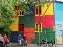 La Boca, Buenos Aires, Argentina fotografia de stock royalty free