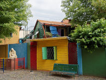 La Boca, Buenos Aires, Argentina Royalty Free Stock Images