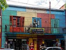 La Boca, Buenos Aires, Argentina Stock Image