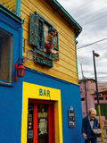 La Boca, Buenos Aires, Argentina Stock Images