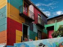 La Boca, Buenos Aires, Argentina Royalty Free Stock Photo