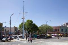 La Boca in Buenos Aires, Argentina stock photography