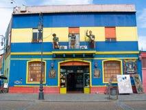 La Boca, Buenos Aires, Argentina Stock Photography
