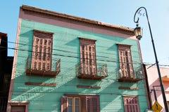 La Boca, Buenos aires Argentinië Royalty-vrije Stock Foto's