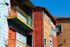 La Boca, Buenos aires Argentinië Royalty-vrije Stock Afbeelding
