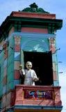 La Boca, Buenos Aires de Caminito Image libre de droits
