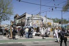 La Boca, Buenos Aires, la Argentina Imagenes de archivo
