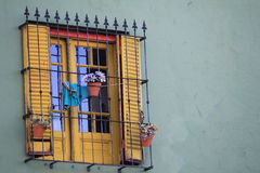 La Boca in Buenos Aires Royalty Free Stock Photography