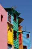 La Boca, Caminito Imagenes de archivo