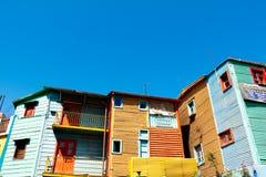 La Boca, colorful neighborhood, Buenos Aires Argentine Royalty Free Stock Image