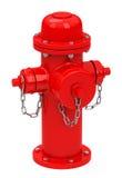 La boca de incendio Fotografía de archivo