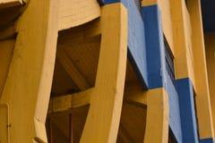 La Boca Stadium Stock Foto
