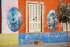 La Boca street Stock Images