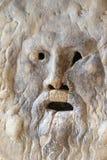 La Bocca della Verità (English: the Mouth of Truth) Royalty Free Stock Photo