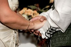 La boda Fotos de archivo