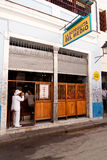 La Bodeguita del Medio in Havana Stock Photo