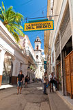 La Bodeguita del Medio in Havana Royalty Free Stock Images
