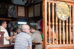 La Bodeguita del Medio in Havana, Cuba Stock Photo