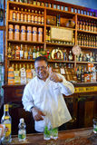 La Bodeguita del Medio restaurant in Old Havana, Cuba Stock Image