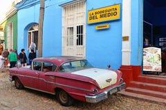 La Bodeguita Del Medio in Trinidad, Cuba Stock Image