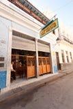 La Bodeguita del Medioin Havana. Royalty Free Stock Image