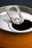 La boisson en aluminium peut Photo stock