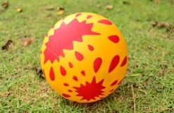 La bola de goma Fotografía de archivo