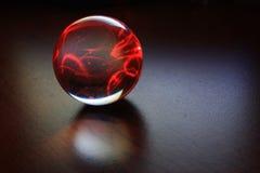 La bola de la verdad y de la fortuna Imagen de archivo libre de regalías
