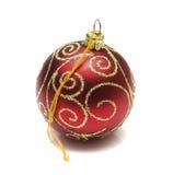 La bola del Año Nuevo Foto de archivo libre de regalías