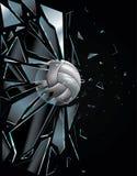 La bola del voleibol fijó 5 libre illustration