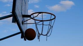La bola falta la cesta
