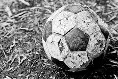 La bola vieja Imagen de archivo