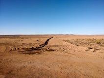 La Bolivia/Salar de Uyuni Immagini Stock