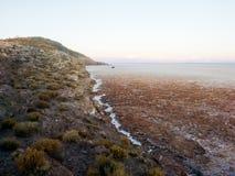 La Bolivia/Salar de Uyuni Fotografia Stock