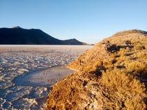 La Bolivie/Salar de Uyuni Images stock