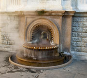 La Bollente fountain Royalty Free Stock Images
