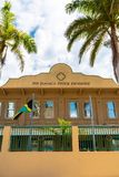 La bolsa de acción de Jamaica JSE, la bolsa de acción principal de Jamaica imágenes de archivo libres de regalías