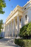La bolsa de Madrid Imágenes de archivo libres de regalías