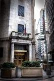 La Bolsa de Nueva York Fotografía de archivo libre de regalías
