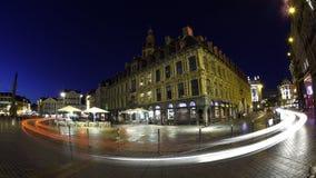 La bolsa Lille de Vieille Foto de archivo libre de regalías