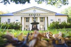 La bolsa noruega Fotos de archivo libres de regalías