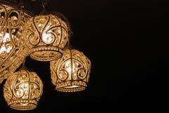 La bombilla de Lamp Imagenes de archivo