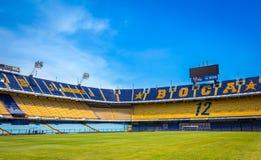 La Bombonera Boca Juniors do dio do ¡ de Està foto de stock royalty free
