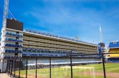 La Bombonera Boca Juniors van Está dio royalty-vrije stock foto