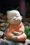La bonne image sourit, pompe heureuse de novice Image stock