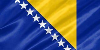 La Bosnia-Erzegovina diminuisce illustrazione di stock