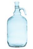 La bottiglia blu Fotografie Stock Libere da Diritti